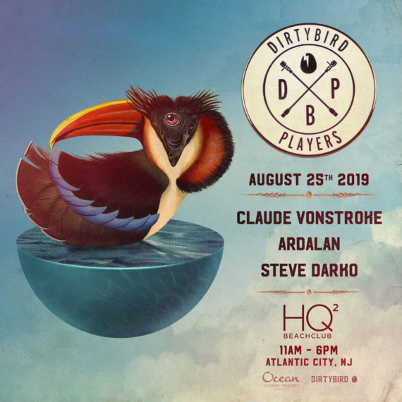 Dirtybird Players at HQ2